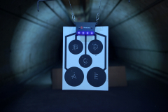 Circle smart shooting target