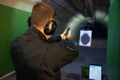 IPSC smart target tablet IOS android