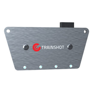 Trainshot wireless smart target electronic unit