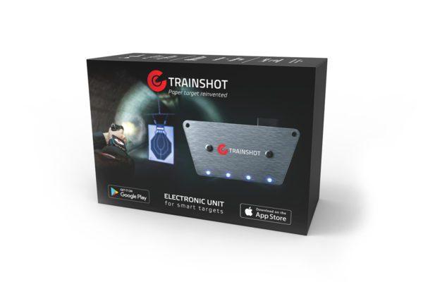 Trainshot electronic unit box