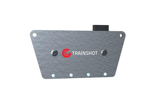 Trainshot wireless smart target electronic unit