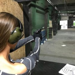 Adriena shooter author