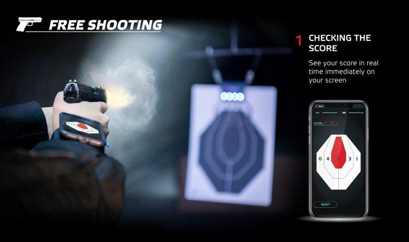 TrainShot Free pistol shooting