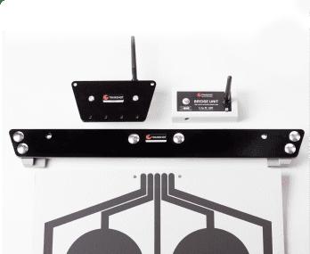 Trainshot long range kit shooting target system