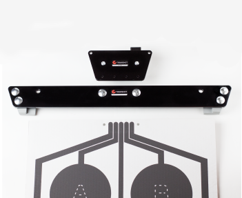 Trainshot shooting range kit shooting target system