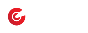 Trainshot logo inverted