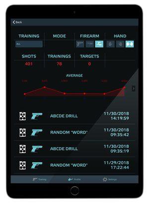 app shooting statistics