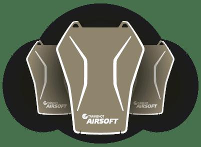 Trainshot Airsoft multi smart target