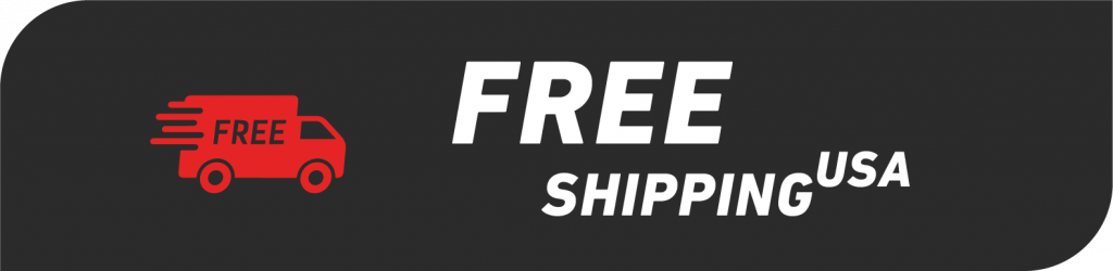 Trainshot free shipping badge