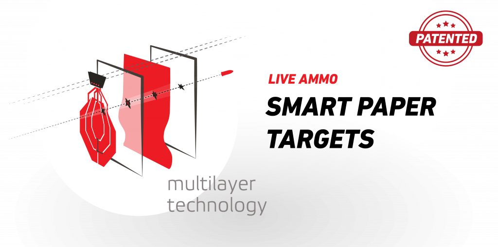 Electronic unit+target layers smart shooting technology explained