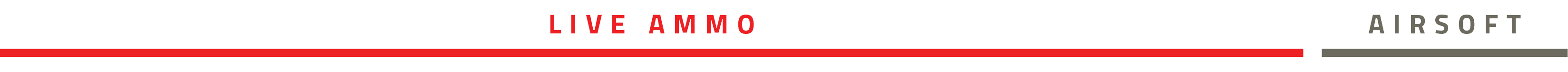 trainshot products portfolio live ammo airsoft
