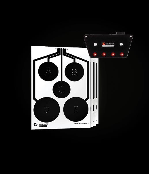 trainshot products portfolio starter kit