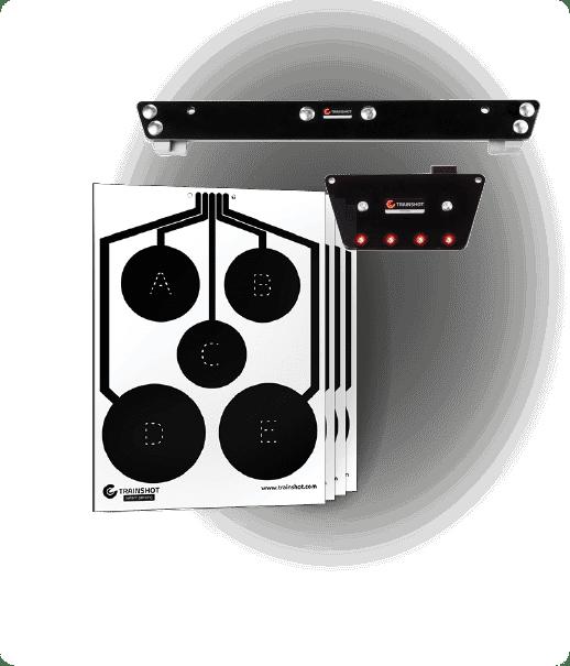 trainshot products portfolio shooting range kit
