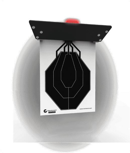 trainshot products portfolio shooting range pro