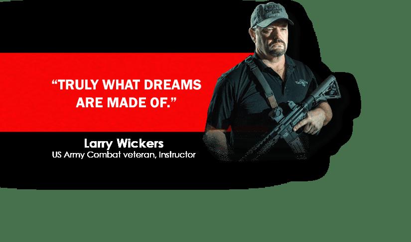 Larry Wickers