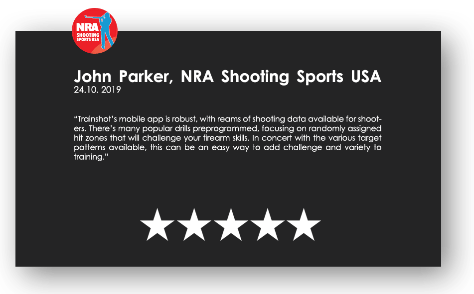 NRA review