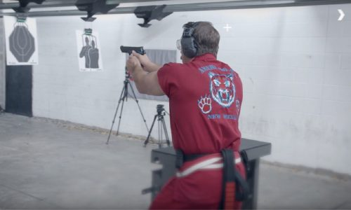 master ken masterameriken shooters training session